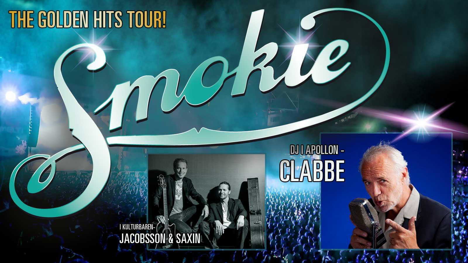 Smokie – The Golden Hits Tour